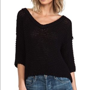 + FREE PEOPLE + Park Slope Sweater